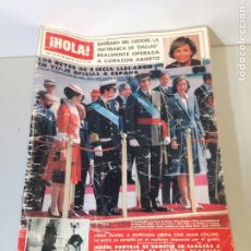 Coleccionismo de Revista Hola: ANTIGUA REVISTA HOLA. Lote 192281442