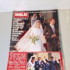 Coleccionismo de Revista Hola: ANTIGUA REVISTA HOLA. Lote 192281857