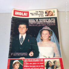 Coleccionismo de Revista Hola: ANTIGUA REVISTA HOLA. Lote 192282347