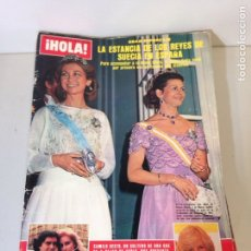 Coleccionismo de Revista Hola: ANTIGUA REVISTA HOLA. Lote 192282455