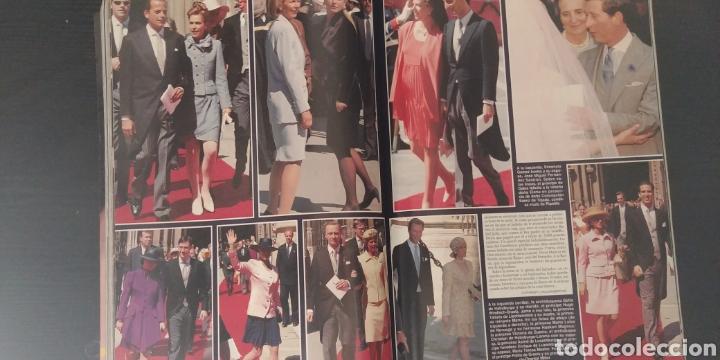 Coleccionismo de Revista Hola: Revista Hola. La boda de la Infanta Elena y ... - Foto 3 - 192357570
