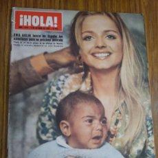 Coleccionismo de Revista Hola: REVISTA HOLA EWA AULIN NÚMERO 1310 4 DE OCTUBRE DE 1969. Lote 194621615