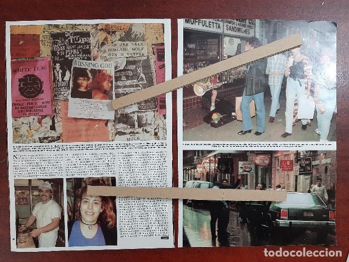 Coleccionismo de Revista Hola: ROMINA Y ALBANO EN BUSCA HIJA YLENIA - RECORTE 5 PAG.- REVISTA HOLA 1984 - VER DETALLES - Foto 3 - 195041253