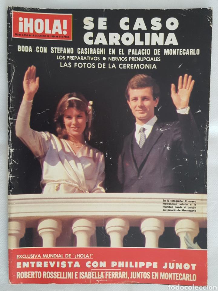 REVISTA / HOLA N° 2055 (14 ENERO 1984) (Coleccionismo - Revistas y Periódicos Modernos (a partir de 1.940) - Revista Hola)