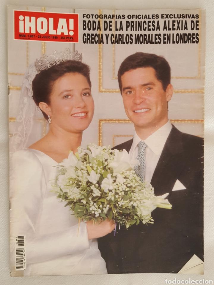 REVISTA / HOLA N° 2867 (22 JULIO 1999) (Coleccionismo - Revistas y Periódicos Modernos (a partir de 1.940) - Revista Hola)