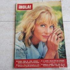 Coleccionismo de Revista Hola: HOLA 1133 ,AÑO 1966,SORAYA, JAMES BOND, L.JOHNSON ETC. Lote 195741482