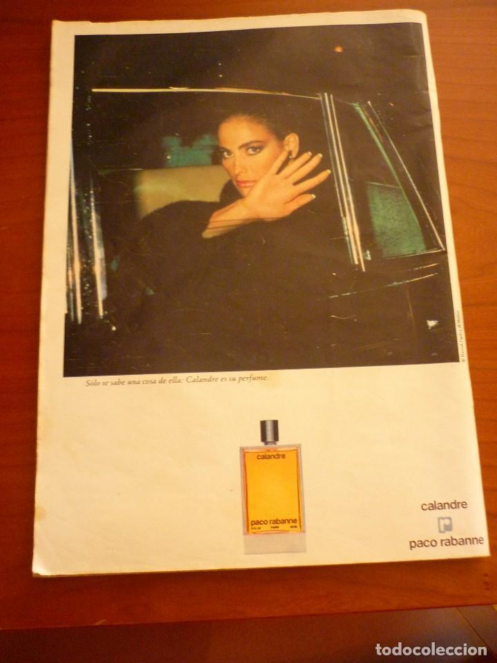 Coleccionismo de Revista Hola: REVISTA HOLA ESPECIAL PRIMAVERA VERANO 1984 - Foto 2 - 196450352