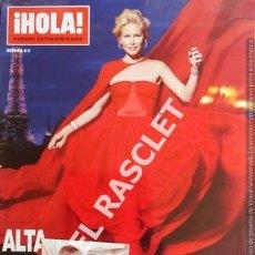 Coleccionismo de Revista Hola: REVISTA HOLA Nº EXTRAORDINARIO OTOÑO-INVIERNO 2011-2012. Lote 199655461