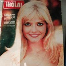 Coleccionismo de Revista Hola: ANTIGUA REVISTA HOLA 1226 24 FEBRERO 1968 EWA HAULIN. Lote 204333248