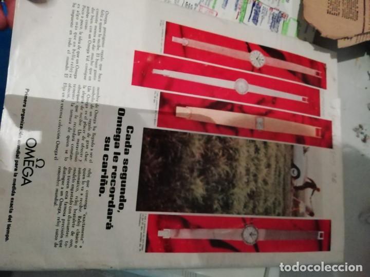 Coleccionismo de Revista Hola: Antigua Revista Hola 1226 24 Febrero 1968 Ewa Haulin - Foto 3 - 204333248