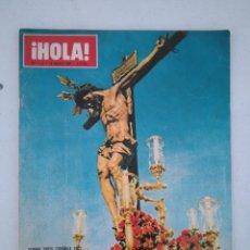 Coleccionismo de Revista Hola: HOLA - Nº1177 - MARZO 1967 - SEMANA SANTA ESPAÑOLA 1967, GRETA GARBO..... Lote 204979000