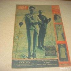 Coleccionismo de Revista Hola: HOLA ! N. 914. , MARZO 1962. EXTRAORDINARIO MODA PRIMAVERA VERANO, EMPERATRIZ FARAH.... Lote 205654317