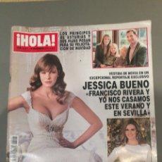 Coleccionismo de Revista Hola: REVISTA HOLA , NÚMERO 3517. Lote 206402587