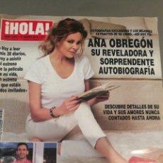 Coleccionismo de Revista Hola: REVISTA HOLA , NÚMERO 3529. Lote 206402871