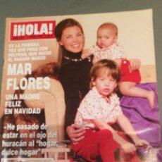 Coleccionismo de Revista Hola: REVISTA HOLA , NÚMERO 3257 , AÑO 2007. Lote 206403075