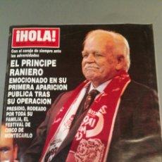 Coleccionismo de Revista Hola: REVISTA HOLA , NÚMERO 2895 , AÑO 2000. Lote 206403242