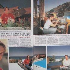 Coleccionismo de Revista Hola: RECORTE REVISTA HOLA Nº 2066 1984 MIGUEL BOSE 3 PGS. Lote 207071372
