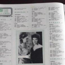 Coleccionismo de Revista Hola: RECORTE REVISTA -- INMA DE SANTIS MARIA SILVA - HOLA 8 NOV 1975. Lote 207392972