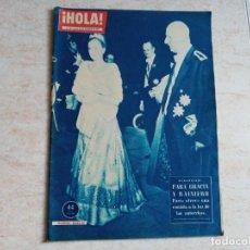 Coleccionismo de Revista Hola: HOLA 791,ESPECIAL MONACO, GRACIA RAINIERO, ETC... Lote 208396778