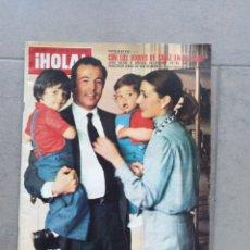 Coleccionismo de Revista Hola: REVISTA HOLA NUM 1608 DE 21 DE JUNIO 1975. DUQUES DE CADIZ. Lote 211427485
