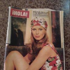 Coleccionismo de Revista Hola: HOLA NUM 1554, 8 JUNIO 1974. MARTA KELLER. Lote 211561857
