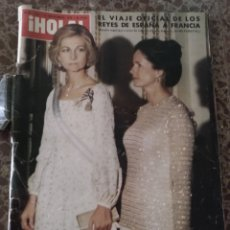 Coleccionismo de Revista Hola: HOLA NUM 1681, 13 NOVIEMBRE 1976. VIAJE REYES. MARIA OSTIZ. Lote 211564507