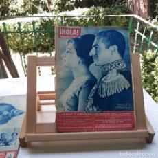 Collectionnisme de Magazine Hola: REVISTA HOLA / Nº 844 / 29 OCTUBRE AL 4 DE NOVIEMBRE 1960 / DE GAULLE, AVA GARDNER, HARALD Y SOFÍA. Lote 211814995