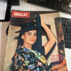 Coleccionismo de Revista Hola: HOLA. Lote 212618001