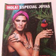 Coleccionismo de Revista Hola: ¡ HOLA ! ESPECIAL JOYAS. Lote 212806896
