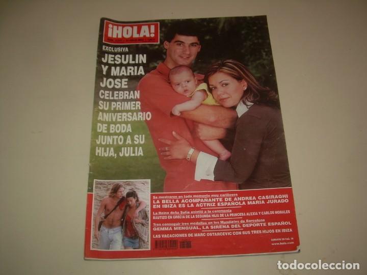 REVISTA HOLA, Nº 3077 / 3.077. JULIO 2003 (Coleccionismo - Revistas y Periódicos Modernos (a partir de 1.940) - Revista Hola)
