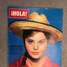 Coleccionismo de Revista Hola: HOLA. REVISTA DE SOCIEDAD, NO.958, ROCIO DÚRCAL, ROCIO DE LA MANCHA (05 DE ENERO DE 1963). Lote 213165671
