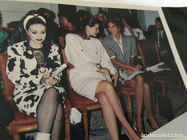 Coleccionismo de Revista Hola: HOLA 1987 MAYRA GOMEZ KEMP ALASKA (FANGORIA) EN LA VISITA DE LOS PRINCIPES DE GALES EN ESPAÑA - Foto 6 - 215990431