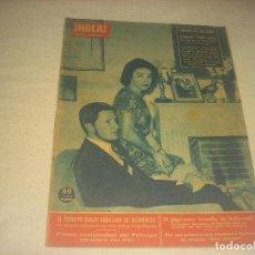 Coleccionismo de Revista Hola: HOLA ! N. 899 . NOVIEMBRE SIMEON DE BULGARIA Y MARGARITA GOMEZ ACEBO.. Lote 216565600