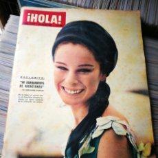 Coleccionismo de Revista Hola: REVISTA HOLA!- GERALDINE CHAPLIN, N°1038,1964.. Lote 218085973