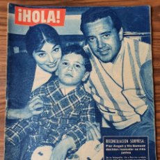 Coleccionismo de Revista Hola: HOLA - REVISTA Nº 773 - PRINCIPES ALBERTO Y PAOLA. Lote 218317973