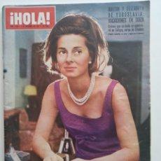 Coleccionismo de Revista Hola: HOLA NUM 1575 2 NOVIEMBRE 1974. Lote 220566388