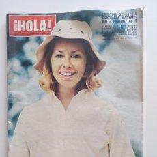 Coleccionismo de Revista Hola: HOLA NUM 1553 1 JUNIO 1974. Lote 220566926