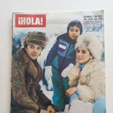 Collectionnisme de Magazine Hola: HOLA NUM 1434 19 FEBRERO 1972. Lote 220567036