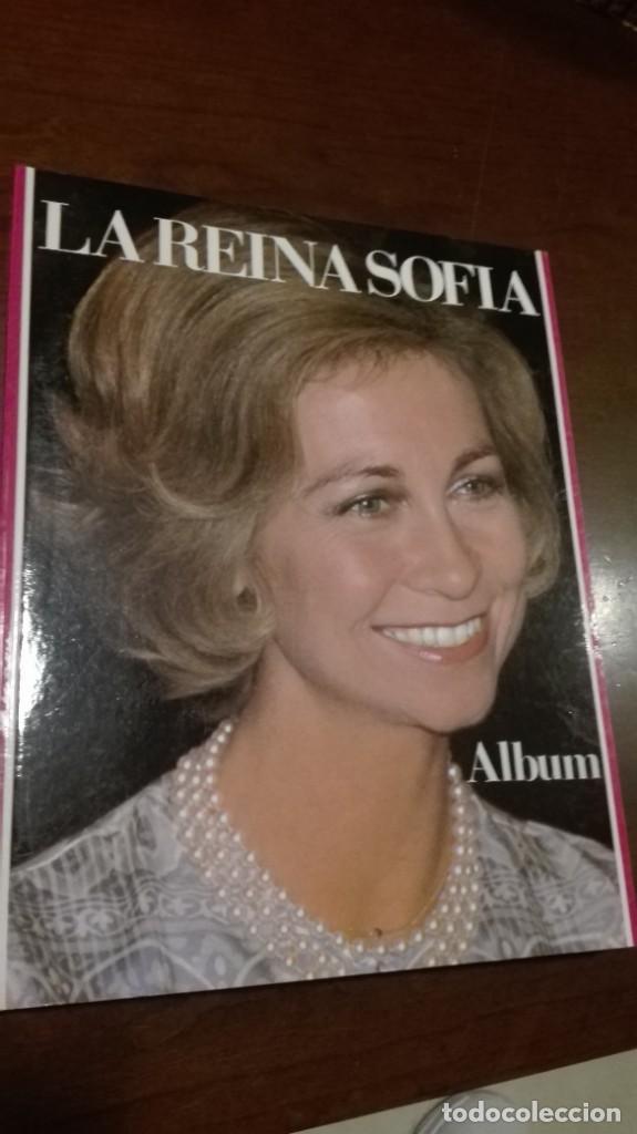 ALBUM REINA SOFIA (Coleccionismo - Revistas y Periódicos Modernos (a partir de 1.940) - Revista Hola)