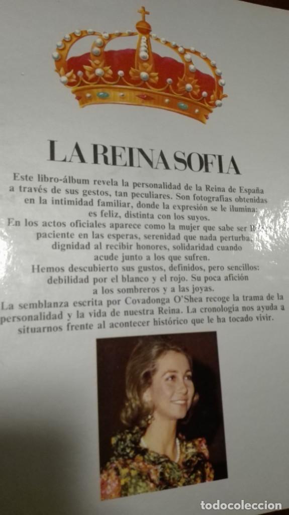 Coleccionismo de Revista Hola: Album reina sofia - Foto 2 - 220986017