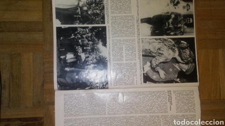 Coleccionismo de Revista Hola: Revista Hola n°especias Franco ha muerto.(Ver fotos y leer descripción) - Foto 9 - 222089470