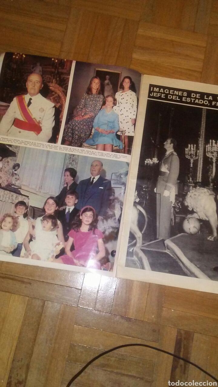 Coleccionismo de Revista Hola: Revista Hola n°especias Franco ha muerto.(Ver fotos y leer descripción) - Foto 11 - 222089470