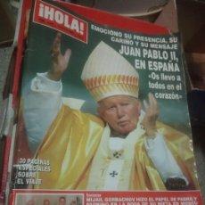 Coleccionismo de Revista Hola: HOLA. Lote 222180816