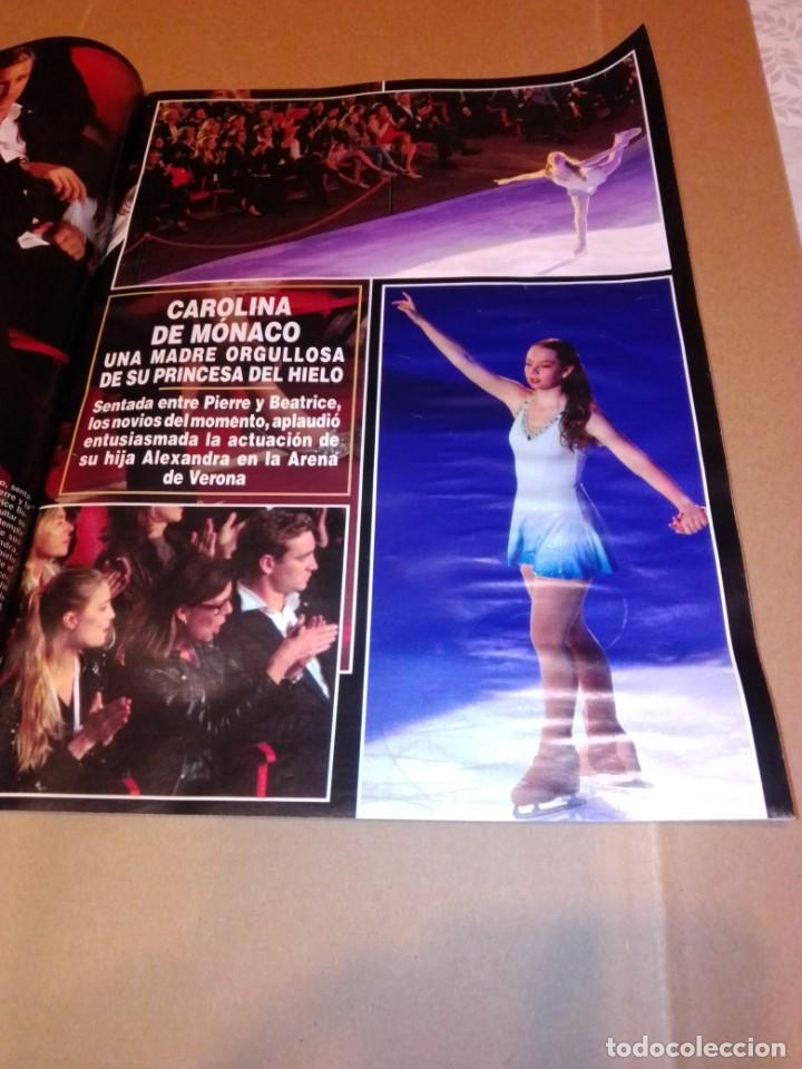 Coleccionismo de Revista Hola: Hola núm 3.610. Octubre 2013. Familia Real, Fiesta más glamurosa, Ana Boyer.... - Foto 4 - 222188515