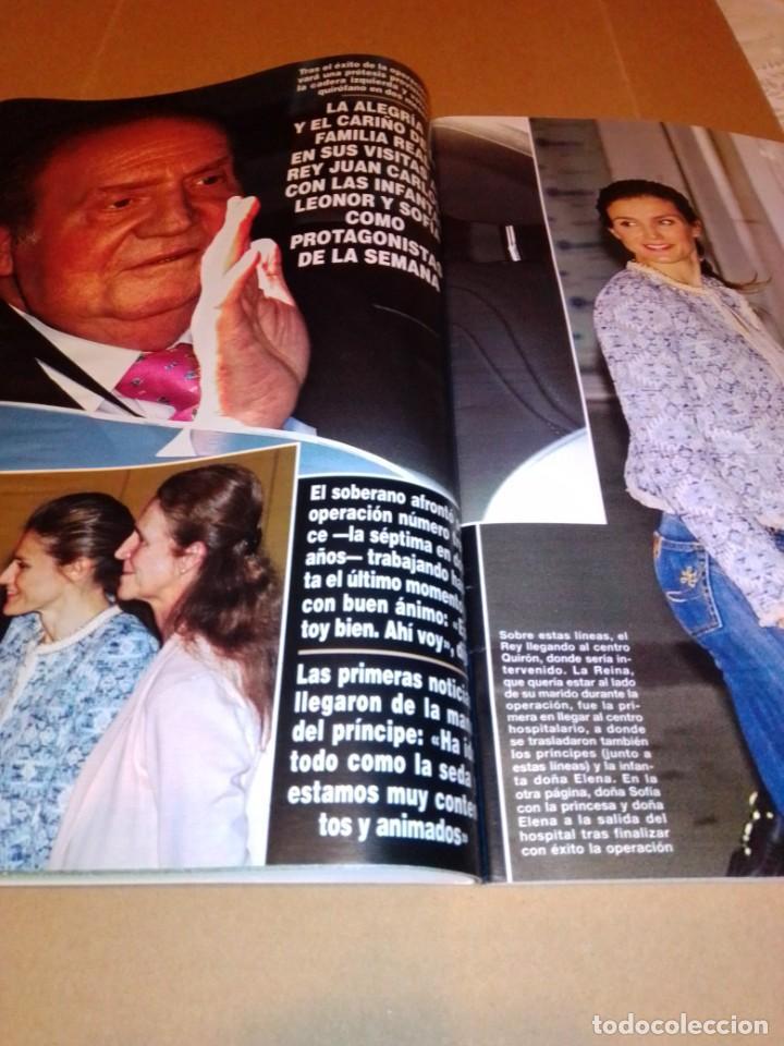 Coleccionismo de Revista Hola: Hola núm 3.610. Octubre 2013. Familia Real, Fiesta más glamurosa, Ana Boyer.... - Foto 5 - 222188515