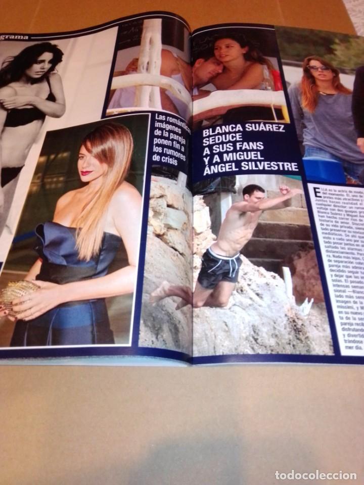 Coleccionismo de Revista Hola: Hola núm 3.610. Octubre 2013. Familia Real, Fiesta más glamurosa, Ana Boyer.... - Foto 7 - 222188515