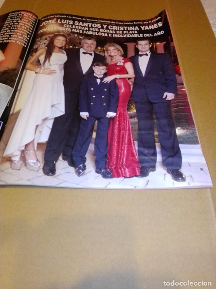 Coleccionismo de Revista Hola: Hola núm 3.610. Octubre 2013. Familia Real, Fiesta más glamurosa, Ana Boyer.... - Foto 8 - 222188515