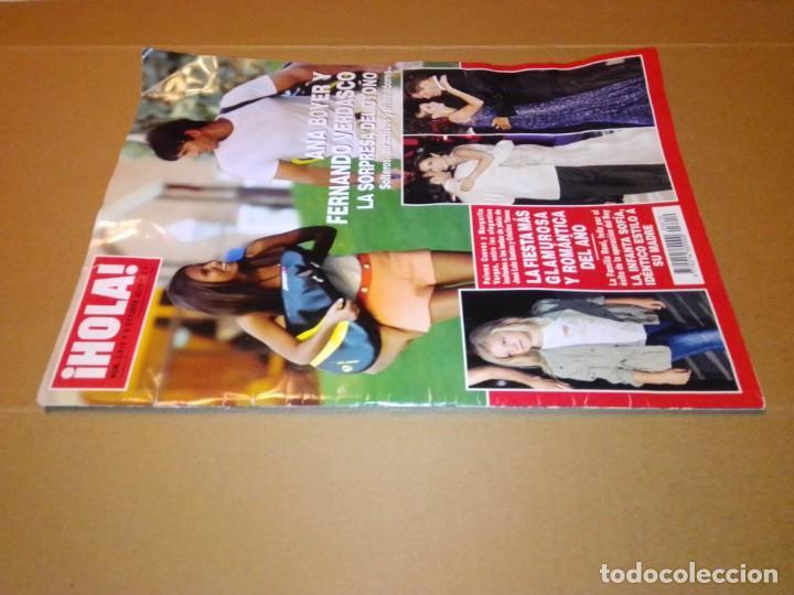 Coleccionismo de Revista Hola: Hola núm 3.610. Octubre 2013. Familia Real, Fiesta más glamurosa, Ana Boyer.... - Foto 12 - 222188515