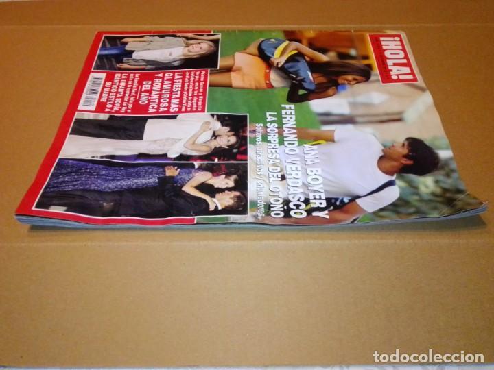 Coleccionismo de Revista Hola: Hola núm 3.610. Octubre 2013. Familia Real, Fiesta más glamurosa, Ana Boyer.... - Foto 13 - 222188515