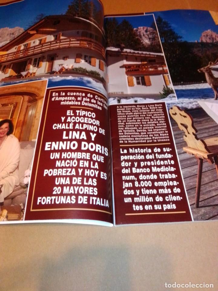 Coleccionismo de Revista Hola: Hola núm 3.626. Enero 2014. Doña Letizia, Shakira y Piqué, Andrea y Tatiana... - Foto 2 - 222189002
